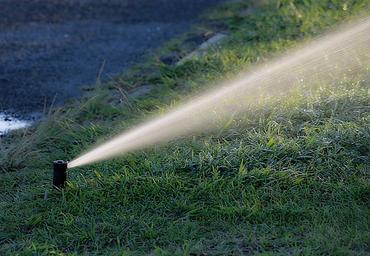 Photo of Irrigation Sprinkler